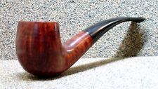 TILSHEAD - Smooth Full Bent Billiard - Smoking Estate Pipe / Pfeife