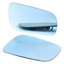 Pair for VW Golf Bora Jetta MK4 Passat B5 99-04 Mirror Left + Right Heated Glass