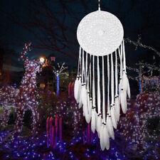 Large Size Dream Catcher Knitted Cotton Handmade Fairy Fantasy Dreamcatcher AU
