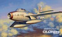 Hobby Boss: F-84F Thunderstread in 1:48