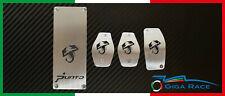 Fiat Punto Abarth Pedale Auto Fußstütze Pedal-Board Set Sport Tuning