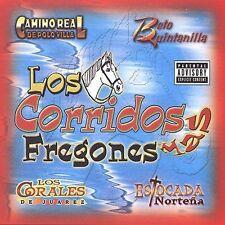 Beto Quintanilla Camino Real De Polo Villa Corridos Mas Fregones CD New