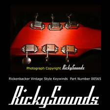 Rickenbacker Vintage Reissue Tuners - Keywinds