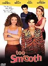 TOO SMOOTH DVD Neve Campbell Rebecca Gayheart NEW