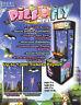 SEGA PIGS MIGHT FLY ORIGINAL NOS VIDEO ARCADE GAME SALES FLYER BROCHURE 2009