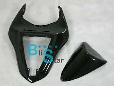 Black Tail Rear Fairing + Seat Cowling for Kawasaki Ninja ZX-6R ZX6R 2007-2008