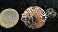 Futbol pin badge liga de campeones barcelona barca borussia mönchengladbach gol