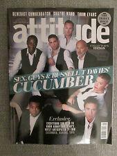 Attitude Magazine February 2016 N 266 Strictly Gleb Savchenko Ed Skrein