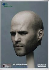 WOLFKING 1/6 Jason statham HEADPLAY Death squads Tough guy Head HW/O Neck