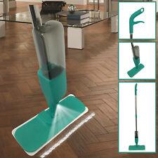 Spray Mop Floor Cleaner 700ml/380ml Water Spraying Kitchen Tiles Microfibre UK