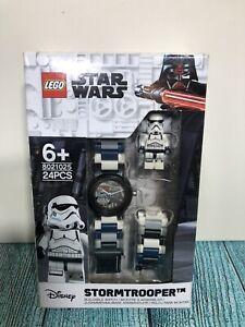 Lego Star Wars Stormtrooper Watch - New