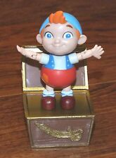 "Walt Disney Jake And The NeverLand Pirates Cubby 4"" Inch Figurine Bendable Toy!"