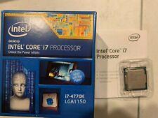 Intel Core i7-4770 3.4GHz BX80646I74770K