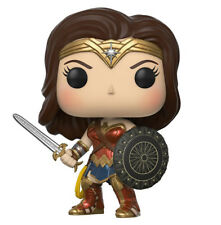 DC Comics Wonder Woman: Wonder Woman Pop! Heroes Vinyl Figure
