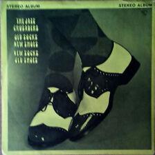 """JAZZ CRUSADERS - OLD SOCKS  - 7"""" JUKEBOX EP + (10) JUKEBOX STRIPS - 33 1/3 RPM"""