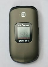 Samsung Gusto 2 SCH-U365 - Charcoal Gray (Verizon) Cellular Phone