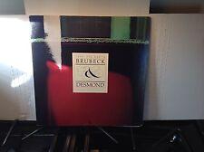 DAVE BRUBECK - Brubeck & Desmond ~ A & M HORIZON 703 {nm orig} *1975* >VERY NICE