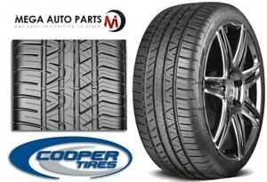 1 Cooper Zeon RS3-G1 235/45R17 94W All-Season High Performance Tires