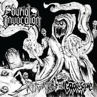 Burial Invocation - Rituals of the Grotesque CD 2014 bonus track death metal