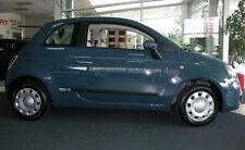 Body Side Mouldings Door Molding Protector Trim 4 pcs Fit Fiat 500 2007-