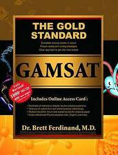 Gold Standard GAMSAT Textbook (Exam Preparation Material with Practice Test) by…