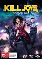 Killjoys Season 2 Two DVD NEW Region 2 nd 4