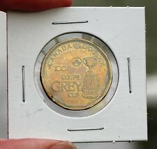 2012 Canada One Dollar Coin Loonie 100th Anniversary of the Grey Cup Circulated