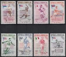 Dominicana postfris 1956 MNH 560-567 - Olympische Spelen (k157)