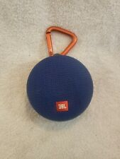 JBL CLIP 2 Waterproof Portable Bluetooth Speaker Blue