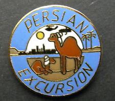 Operation Desert Storm Gulf War Veteran Persian Excursion Lapel Pin Badge 1 inch
