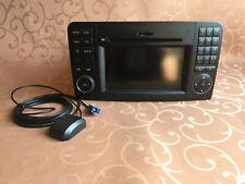 Mercedes Benz ML W164 Command NTG 2.5 Navigation System unit gps BZ9831