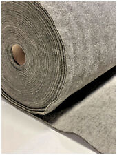 "Automotive Jute Carpet Padding 20 oz 36""W Auto Under Pad Insulation By The Yard"