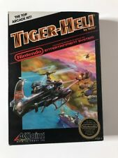 Tiger-Heli (NES) Complete (CIB) Guaranteed (Fast Free Shipping Day Of Purchase)