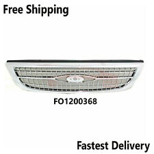 New For FORD WINDSTAR 4-Door Front Grille Fits 1999-2000 YF2Z8200BA FO1200368