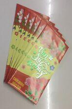 6pcs-set Red Envelopes, Bao Lì Xì - Vạn Sự Như � - Chúc Mừng Năm Mới