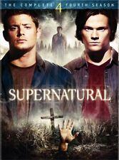 [DVD] Supernatural: The Complete Fourth Season (Region 1)