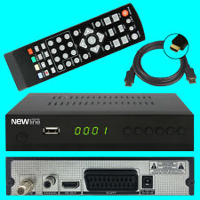 HD SAT Receiver New Line X1 ✔ USB ✔ HDMI ✔ Scart ✔ DVB-S2 ✔ Digital ✔ Full HDTV