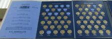 1913-1964 Buffalo & Jefferson Nickels * Lot of 106 Nickels In Harris Album