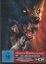 An American Werewolf In London Limited Edition G1 Mediabook (Timo-WÃœRz Artwork)