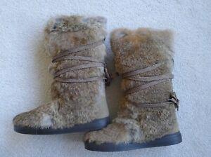 New Fabulous Hugo Boss Fur Yeti/Apres Ski Boots  BNIB
