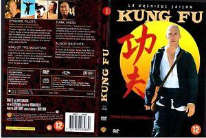 DVD Kung Fu Saison 1 - 4 premiers episodes | David Carradine | Serie TV | <LivS>