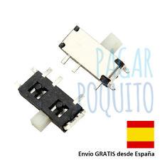 1 5 micro mini interruptor palanca deslizante 7 pin spdt Arduino electronica diy