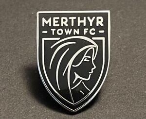 Merthyr Town FC Non-League football pin badge