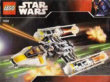 Lego 7658 Star Wars Y-Wing Starfighter ** Sealed Box **
