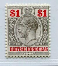 KGV BRITISH HONDURAS SCOTT 82 SG 108 PERFECT MH