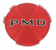 Red PMD 2 7/16 Wheel Cover Hub Cap Emblem Insert USA MADE Trim Parts EACH