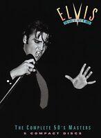 ELVIS PRESLEY 'THE KING OF ROCK 'N' ROLL' (Complete 50's Masters) 5 CD BOX SET