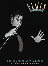 ELVIS PRESLEY 'THE KING OF ROCK 'N' ROLL' (Complete 50's Masters) 5 CD BOX SET