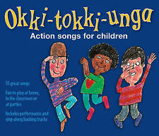 Okki-Tokki-Unga: Action Songs for Children by HarperCollins Publishers (CD-Audio