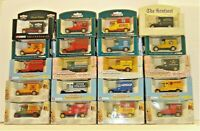 CORGI DIE-CAST MOTORING MEMORIES - CHOOSE FROM LIST ALL WITH PHOTO'S LOT C1